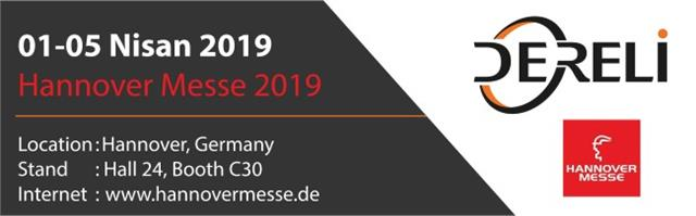 Hannover Messe 01.-05.04.2019